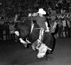 Bobby Romer The Bull Dancer Professional Rodeo Clown
