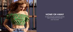 Home or Away - Shop The Story