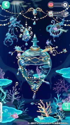 ポケコロガチャ図鑑 Ocean Wallpaper, Galaxy Wallpaper, Photo Wallpaper, Cartoon Background, Art Background, Witch Drawing, Cool Art Drawings, Art Corner, Pretty Wallpapers