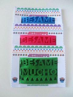 Porta Fazzoletti di Carta collezione #BesameMucho  www.dezayeppa.etsy.com  #DezaYeppa  #portafazzoletti #papertissueholder #handmade #madeinitaly #mexico #fridakahlo www.facebook.com/DezaYeppa