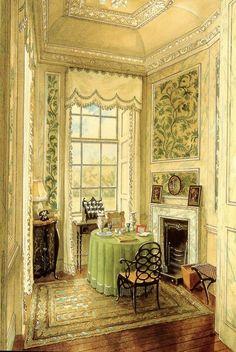 lemonadeandivy:    the comfort of ornamentation.