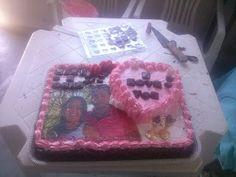 Cake da Nâna: bolo de noivado