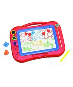 Love this Magnetic Color Sketcher on #zulily! #zulilyfinds