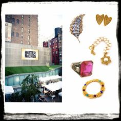 Hester Street Fair Presents HesterNights at the fabulous Eventi Hotel Open Air Plaza at 851 6th Avenue between 29th and 30th Streets. Come join Estate Jewels tomorrow night from 5-10 P.M.