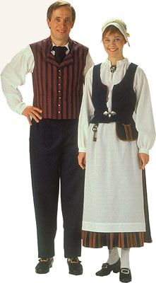 Folk Costume, Costumes, Snow Queen Costume, Folk Clothing, Ader, Finland, Scandinavian, Willy Wonka, Traditional