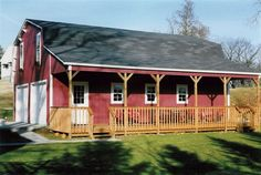 The Large Buildings - Storage sheds, carports, barns based in Warren Ohio