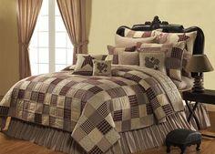 I love this bedding set.