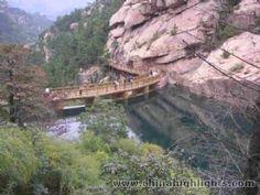 Laoshan Mountain, Qingdao, China