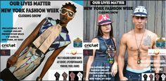 Our Lives Matter Fashion Event…