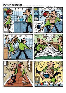 """""""Passos de Dança"""" (with Pedro Ribeiro Ferreira) page #1"""