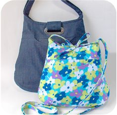 A great cross-body bag sewing pattern from Michelle Pattersn.  Planning on making this out of some Disney fabric and use as my bag while at Disneyland.  Wooohooo!  Can't wait!