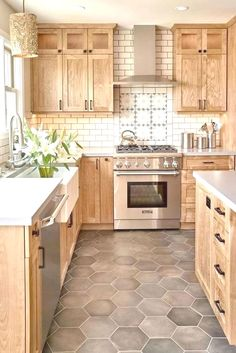 Country kitchen style is a somewhat broad category that can include everythi ..