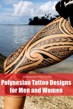 Polynesian Tattoo Designs for Men and Women1.1