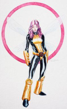 Pixie, New X-Men