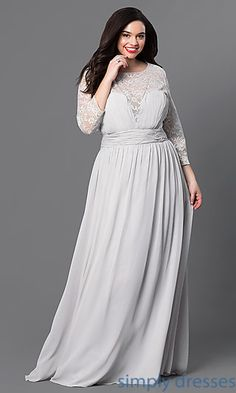 Plus Size Blush Lace Fitted Embellished Long Dress For Prom 2017