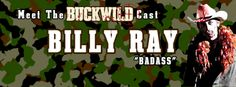 BILLY RAY'S BADASS FB Cover. #zombies #zombiemovies #buckwildmovie