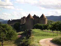 Chateau de Berze-le-Chantel Cluny, France