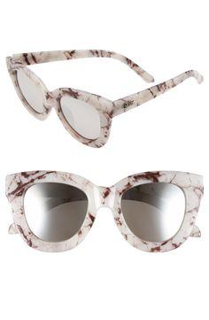db1757c3142  Sugar and Spice  50mm Cat Eye Sunglasses
