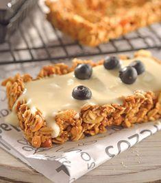 Prepara una tarta rica y saludable para tus pequeños.
