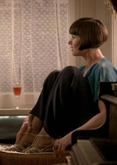 {Essie Davis} The Hon. Phryne Fisher ~ Miss Fisher's Murder Mysteries