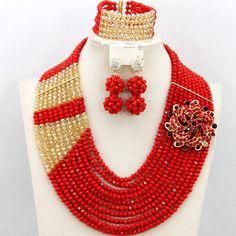 2014 New Fashionable One Flower Wedding Crystal Beads Set Purple Nigerian Fashion Jewelry Set Free Shipping ABS467