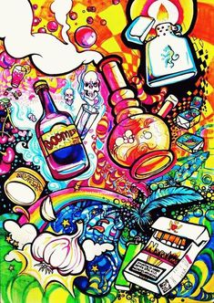 gif art trippy drugs weed bong lsd acid animated flashing illusion Joshuashake acid trip disorienting Source by Psychedelic Art, Bad Trip, Bugs Bunny Cartoons, Trippy Pictures, Drugs Art, Weed Bong, Stoner Art, Weed Art, Psy Art