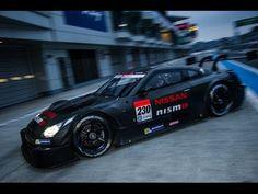 2014 NISSAN GT-R NISMO GT500: Test at Fuji Speedway