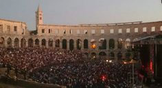 Besuch des Amphitheaters http://www.inistrien.hr/uncategorized/besuch-des-amphitheaters/ #Amphitheater #Pula #Istra