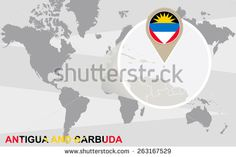 Find World Map Magnified Antigua Barbuda Antigua stock images in HD and millions of other royalty-free stock photos, illustrations and vectors in the Shutterstock collection. Thousands of new, high-quality pictures added every day. Antigua And Barbuda Flag, Barbados Flag, Trinidad And Tobago Flag, St Kitts, Royalty Free Stock Photos, Map, Illustration, Pictures, Photos