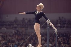 Lo sport secondo Grimaus: Leggende dello sport, Vera Caslavska