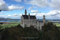 Una favola di castello: Neuschwanstein in Baviera