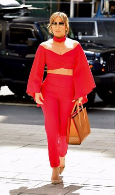 There's 1 Detail of J Lo's Crop Top You Can't See —Its Shocking Price Tag