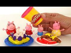 Jose Play-Doh Dentista comendo Hamburger e pedindo Pizza de Massinha de  Modelar!
