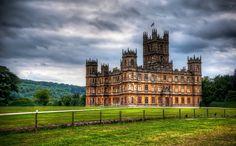 Downton Abbey- Highclere Castle
