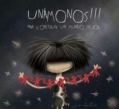 Puro Pelo Monica Crema, Cute Images, Cute Illustration, Amazing Quotes, Baby Pictures, Art For Kids, Glass Art, Clip Art, Positivity