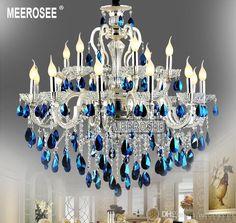 D600mm Led Crystal Light Moderne Unbedeutende Ceilight Leuchte Kronleuchter  Fowers Für Wohnzimmer Restaurant Schlafzimmerleuchten Von | Chandeliers ...