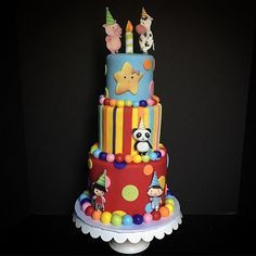 Little Baby Bum Birthday Party For A 1 Year Old Lbb