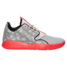 Nike Jordan Eclipse Mens Shoes 9 Wolf Grey Camo Infrared 23 Black 724010 006 #Nike #AthleticSneakers
