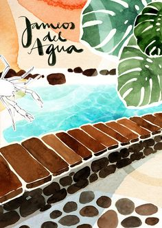 #ONTHEDRAW | Lanzarote por Ekaterina Koroleva