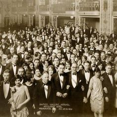 In December 1926, the D.C. chapter of Jewish fraternity Pi Tau Pi hosted the organization's national conclave, including an opening ball at the Mayflower Hotel.