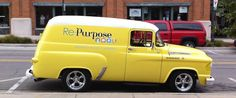 Dodge Panel trucks with mag wheels,  very nice, very clean!!