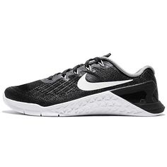 innovative design 97c65 89f01 Nike Womens Metcon 3 Training Shoes Black White Size 7.5 Metcon 3, Athletic  Women