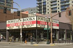 Hipster Guide to Portland – 1. Powell's City of Books