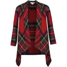 Stewart Royal Tartan Kerry Jacket - Click Image to Close Tartan Sash, Tartan Fabric, Tartan Plaid, Kilt Jackets, Style Anglais, Tartan Christmas, Tartan Fashion, Look Cool, My Style