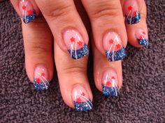 I wish I could have nails like this on November 7th!!   @Jenny  Airbrushed Nails