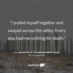 Chapter 29 of DOTD from Taurus' POV is now up on wattpad