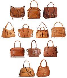 Cognac handbags shopping options