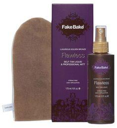Fake Bake - Flawless Self-Tan Liquid & Professional Mitt