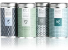 the rare tea co.  henrietta lovell is a passionate and tireless campaigner for the art of tea drinking. her Rare Tea brand and packaging design had to capture the authenticity and premium nature of her products.  http://www.studioh.co.uk