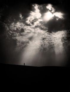"""The prayer"" by Carolina Madruga."